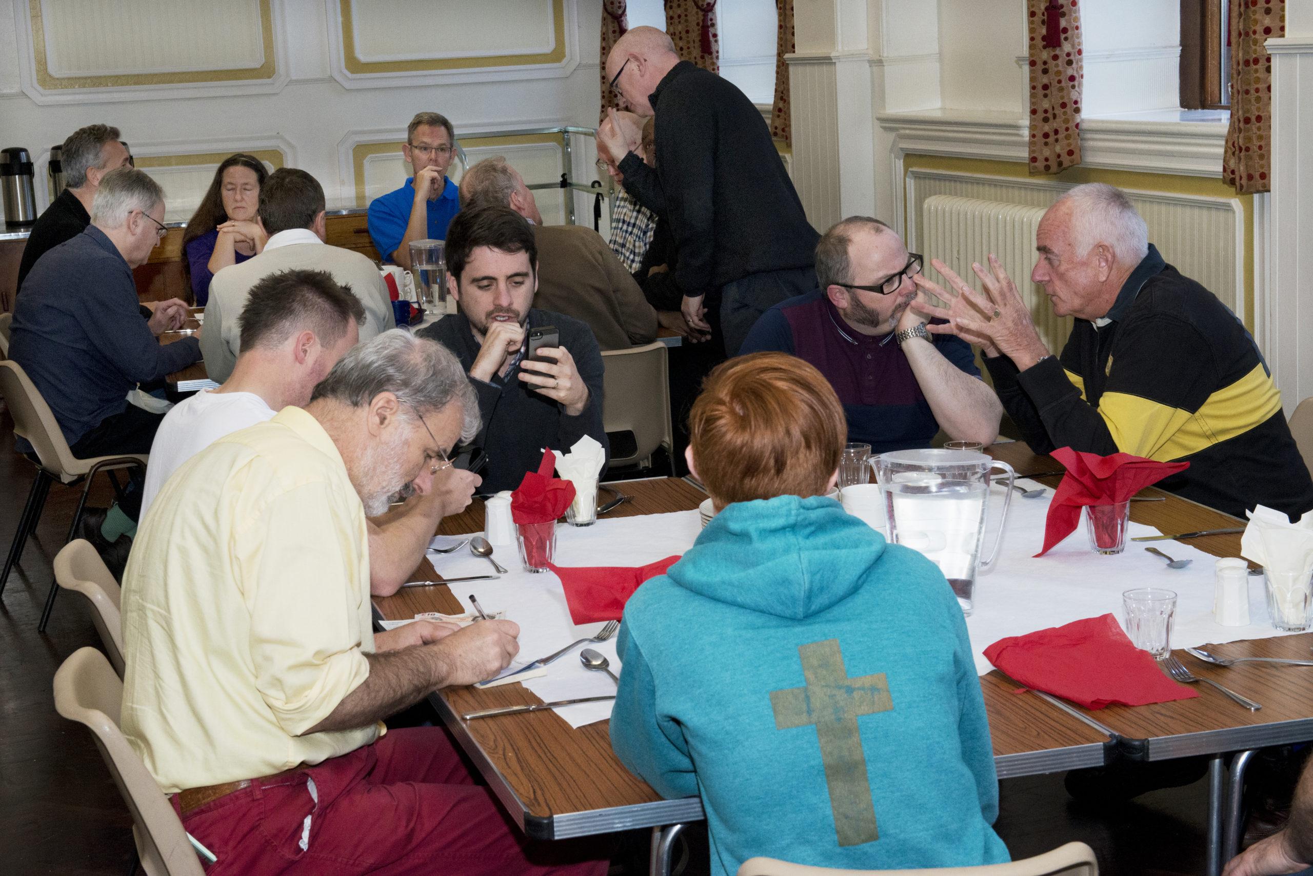 Evangelist conference