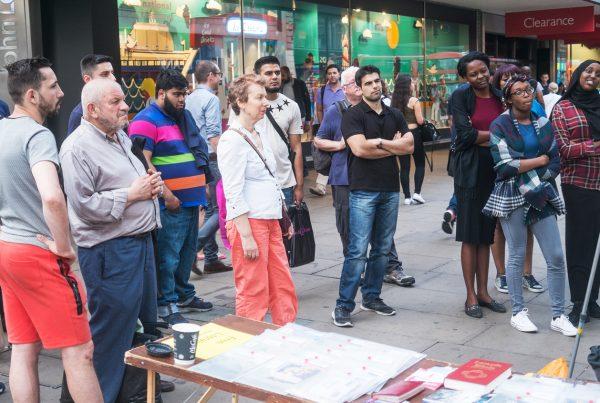 evangelism London