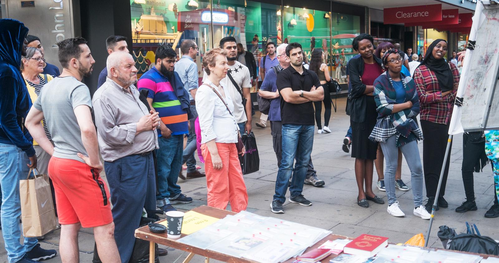Streetwise Evangelism Training