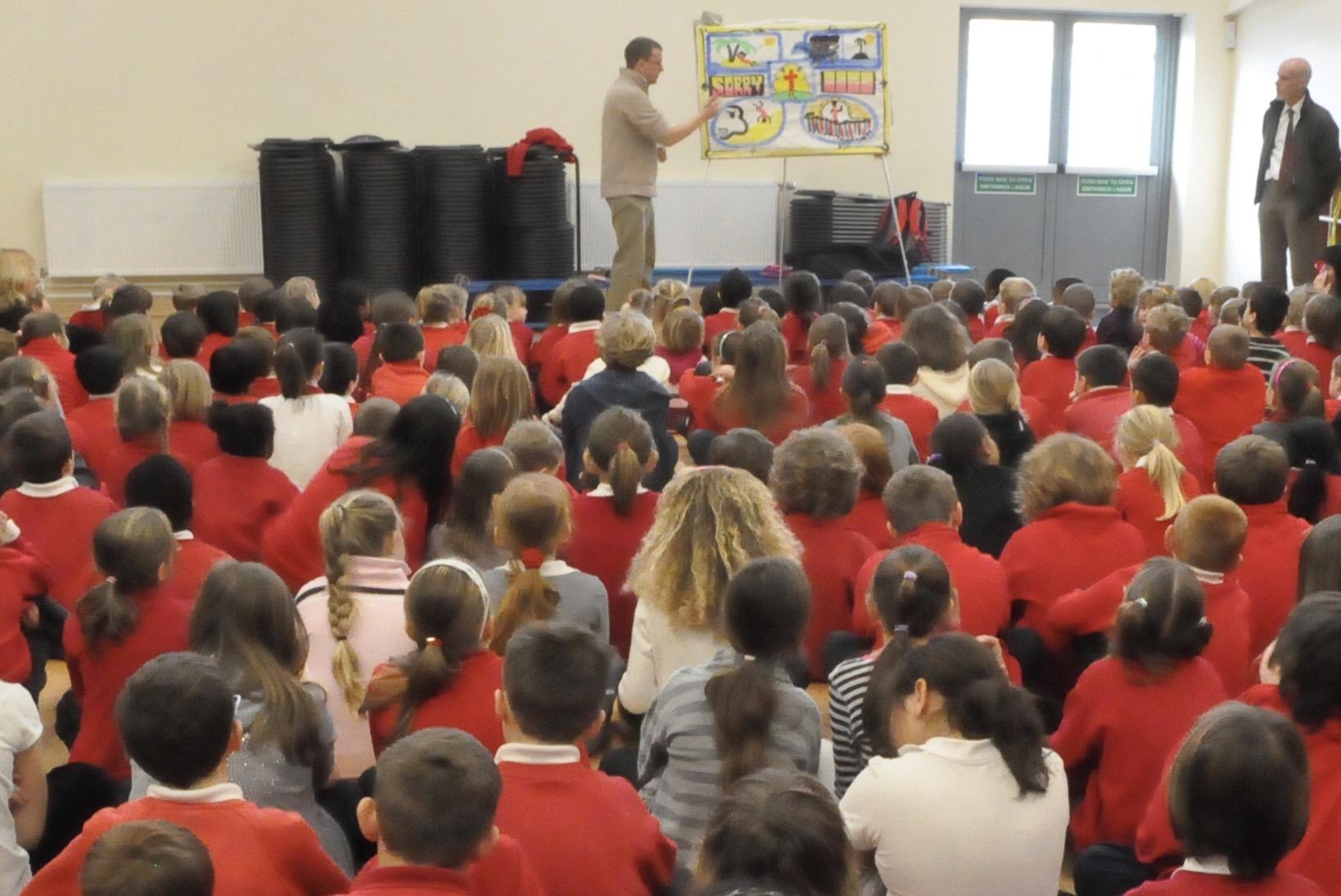 schools training seminar
