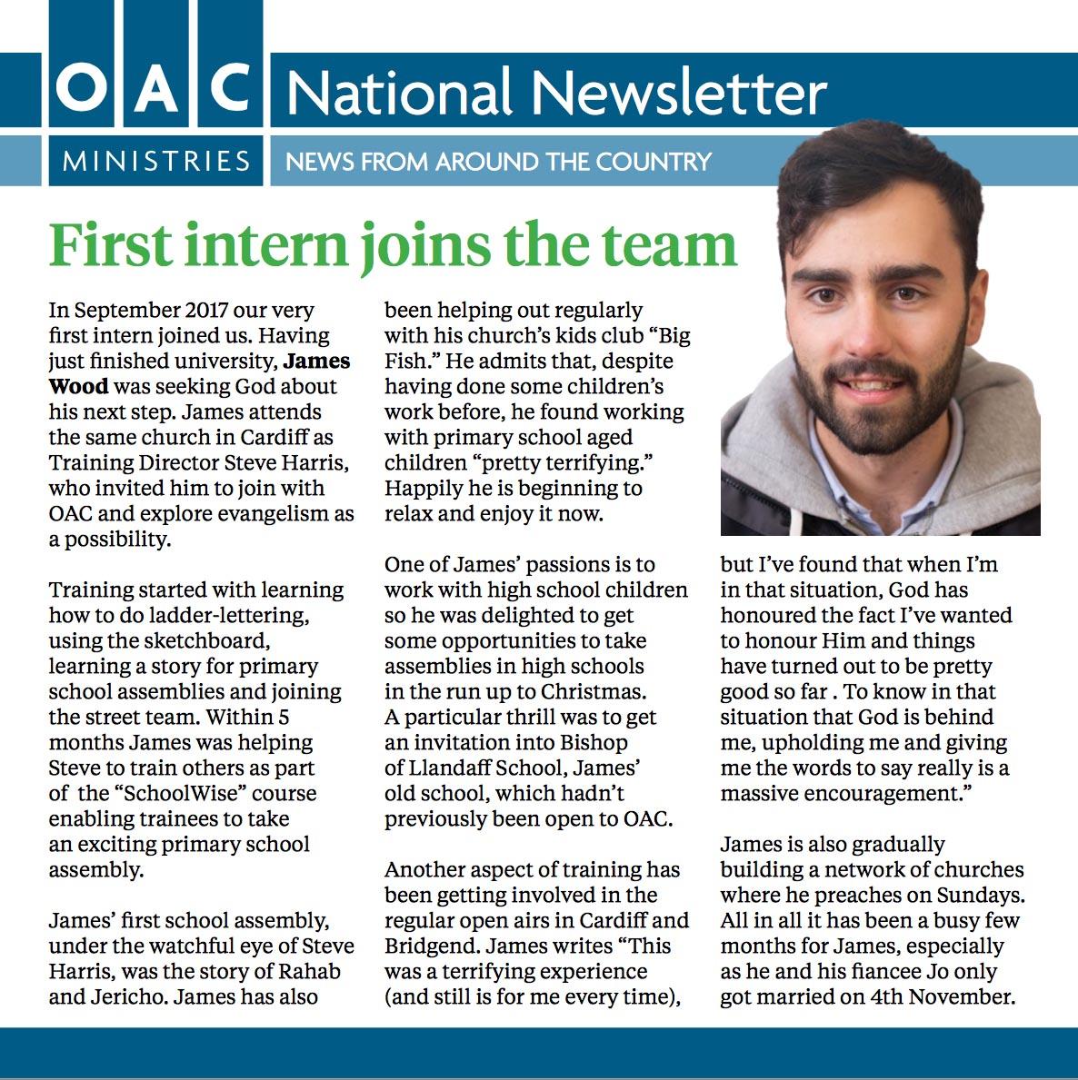 National Newsletter