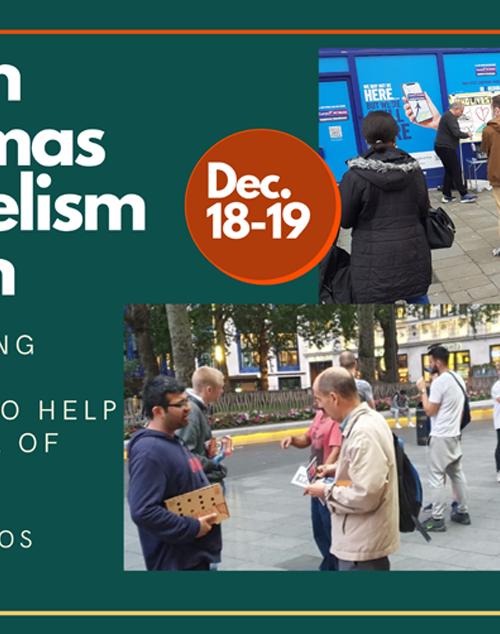 London Christmas Evangelism Mission